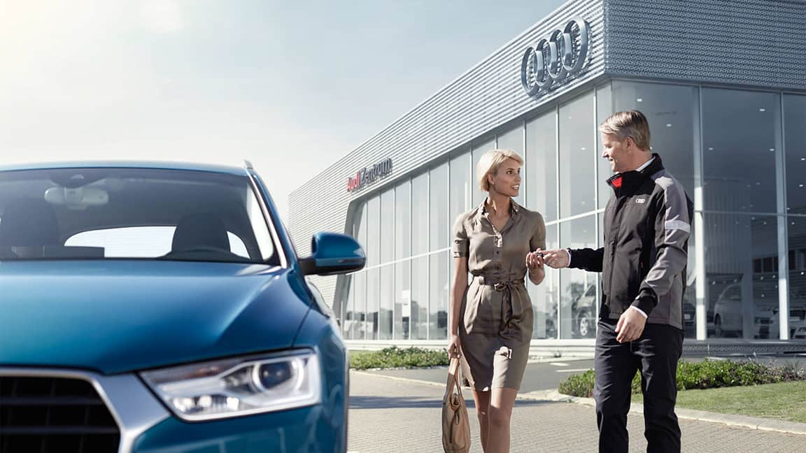 Audi Dealersearch